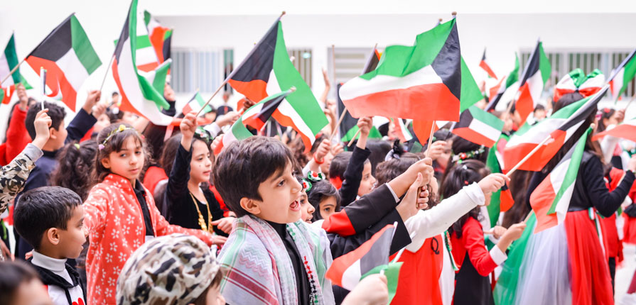 kuwaitti-children-national-day