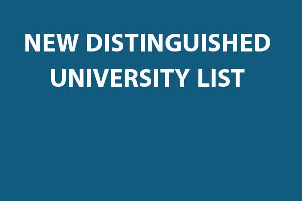 disting-univer-list