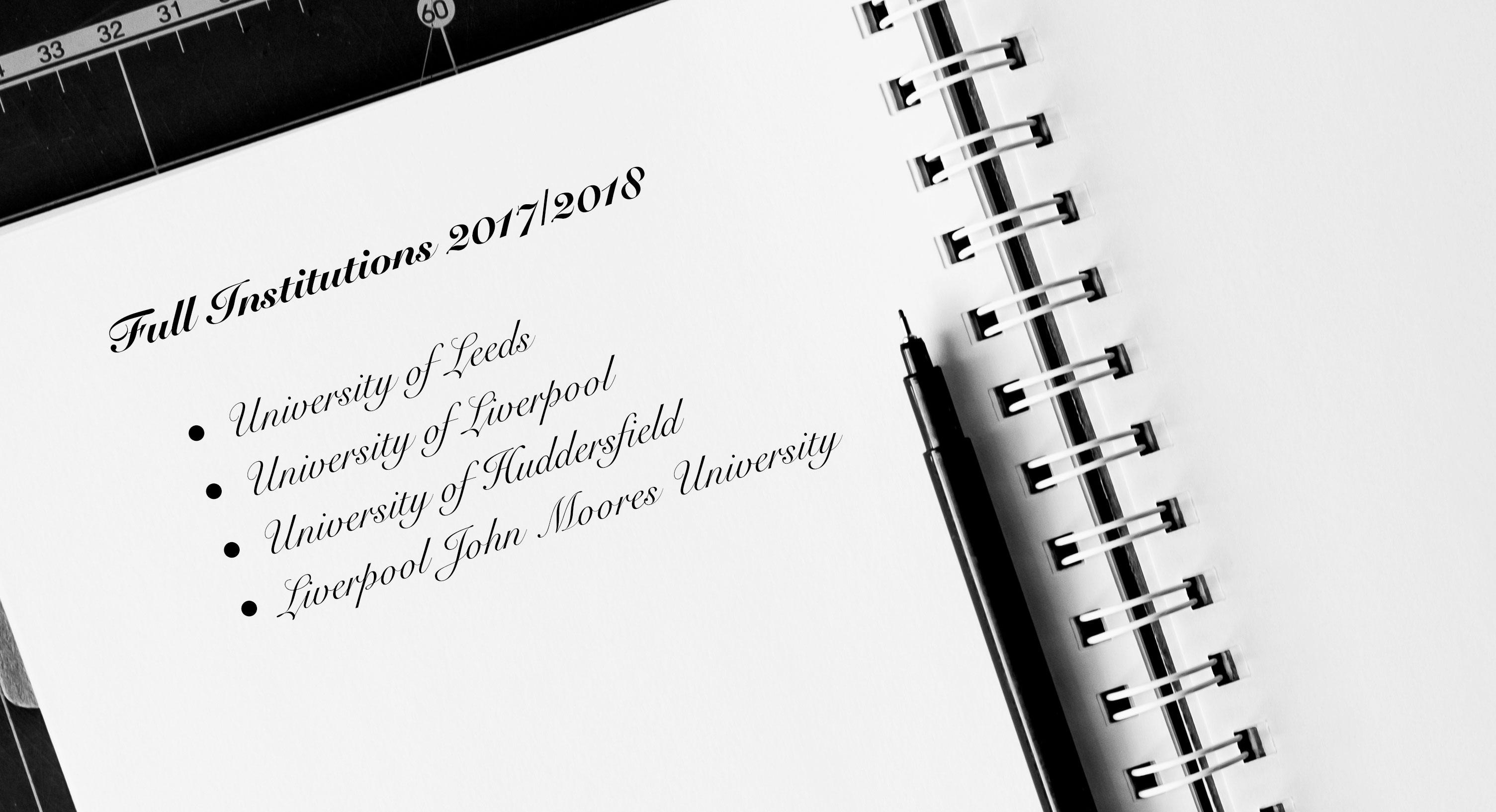 full-institutions